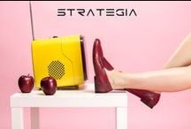 Strategia Collection SS2015 / Strategia Shoes Collection Spring Summer 2015 www.strategiajfk.it
