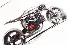 TRANSPORT • Motorcycle Design / Bikes Bikes Bikes