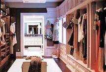 Walk-in-closet ideas