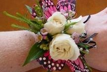 Homecoming / Homecoming flowers, corsages, boutonnieres, and other floral accessories for this special occasion.