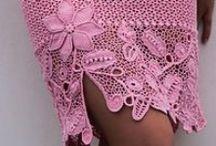 Háček a jehlice - Crochet and Knitting