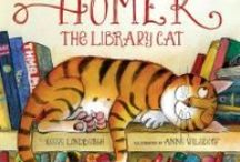 Cat, Dog, Mouse,  ... in Library / Have you seen one?
