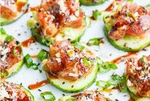 Appetizers and Snacks / All about appetizer recipes and snacks.