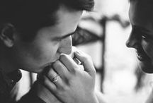 Engagement photo ideas and Save the date