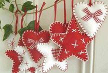 Vánoce - Christmas / Vánoční výzdoba, drobnosti a jiné