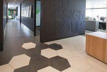 Les sols en agencement / Suivre les tendances en décoration d'intérieure pour accompagner nos propositions d'agencement
