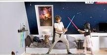 Vše o STAR WARS / Vše s motivem #STAR WARS #hračky #oblečení #hry #kostýmy #knížky #omalovánky #samolepky #tapety #plakáty #rolety #závěsy #povlečení #Hvězdné #války #narozeniny #ŠABLONA #ZDARMA #okno #dětský #pokoj #párty #občerstvení #tip3dmamablog