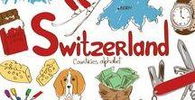 Švýcarsko s dětmi / Inspirace pro místa ideální pro rodiny s dětmi v každém věku, tipy na #ubytování #turistiku #koupání #restaurace #piknik #kempování #procházky #kolo #koloběžky #tip3dmamablog