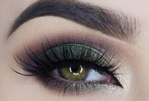 makeup,