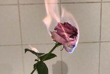 burning,