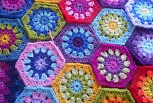 Knit and Crochet / by Audrey Darnell