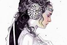 ILLUSTRATION // / by Kayla Close