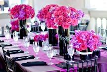 Wedding Color: Purple & Plum