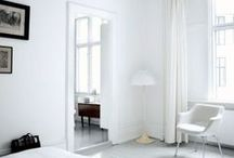 White Rooms / White Rooms / by Decorative Traces
