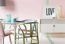PASTELS / pastel, marie antoinette, lauderee, pastel interiors