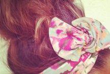 HAIR  / by Allison