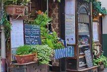 Shops & Street Markets