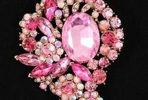 Pretty In Pink  / by Rebecca Ackerman