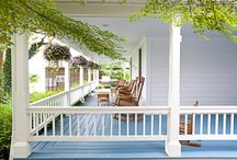 Porches (sigh) / by Laurie Hackler