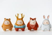 Polymer Clay Envy / by Audrey Darnell