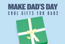 For The Dads / Treat Dad this Father's Day! From shave cream to hand cream, you'll find the perfect present for Dad.  / by thebodyshopusa