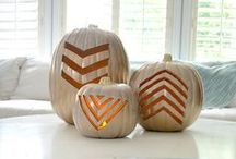 Trick or Treat! / Fun ways to decorate your home for Halloween