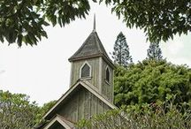 A place to worship / by Lisa Burfield