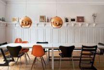 DINING / nordic dining, Scandinavian dining, danish design,
