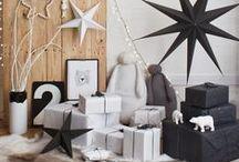 CHRISTMAS / HOLIDAY / FESTIVE / CHRISTMAS DECOR, Scandinavian christmas, nordic christmas, nothern lights,
