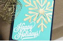 Christmas / by Velvet Pearson