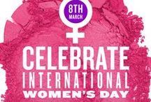 International Women's Day / In celebration of International Women's Day on March 8th, we're proud to spotlight the entrepreneurial artisan women that create the fine ingredients that we sourc through our Community Fair Trade program. / by thebodyshopusa