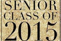 Graduation 2015! / by Jordan Williams