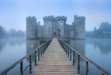 Mysterious castles