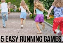 Fitness and Games for Preschoolers / Inspiring health and fitness ideas for busy moms, children of all ages and families