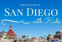 Things to do in San Diego / Exciting, cheap and fun things to do in San Diego, CA. Great for moms and dads too!