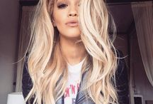 Hair / All things hair  related : Tips, fab styles and inspo