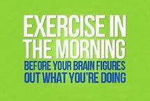 Gym / Muitos exercícios para o corpo e anti-celulite.