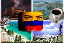 COLOMBIA   / TIERRA QUERIDA!!! / by Diana Rocío