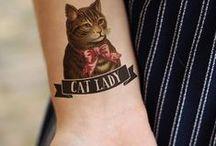 Alice das Tatuagens / Tatuagens em geral. / by Julia Evangelista
