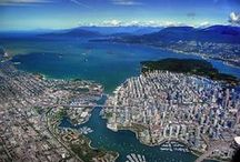 Vancouver-BC-Canada / by Danka Ilkic