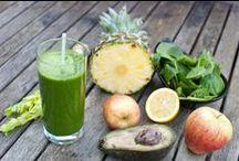 Juicing / Detoxing / Juice Recipes & Detoxing the Safe Way