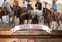 Mes Charro en Ranch Depot / ¡Octubre es el Mes Charro en Ranch Depot!  Da un vistazo a las suertes charras y algunas curiosidades que presentamos ese mes.