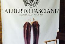 Stivali su misura-  Boots / Alcuni stivali fatti a mano dalla Alberto Fasciani