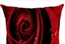 Almofadas de Flor / Conheça a Linha de Almofadas de Flor Luisa Decor