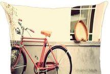 Almofadas de Bicicleta / Conheça a linha de Almofadas de Bicicleta da Luisa Decor