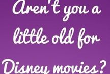 Walt Disney / Citazioni, scherzi, confronti...tutto sul mondo Disney!