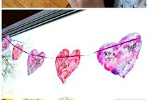 Valentine's Day Ideas for Preschool / Valentine's Day ideas for early educators and parents.