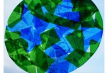 Earth Day Activities / Art projects, crafts, and other ideas for you and your preschooler to do at school or at home.