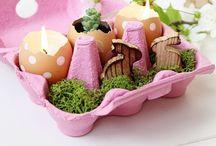 Idee per Pasqua / Cibo, decorazioni, idee in tema pasquale