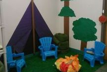 Dramatic Play Ideas / Ideas to enchanted your dramatic play area in your classroom